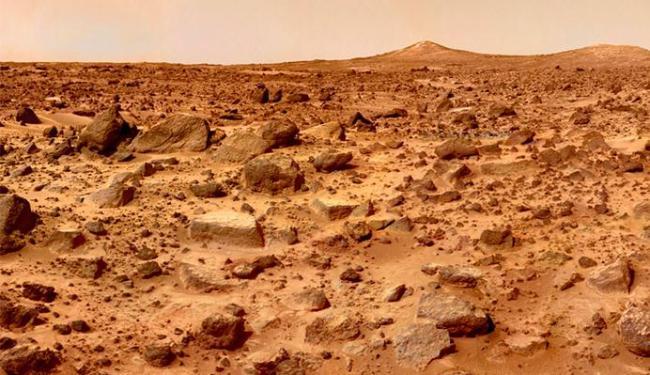 Marte vai ser povoada pela Nasa nos próximos anos - Foto: Divulgação