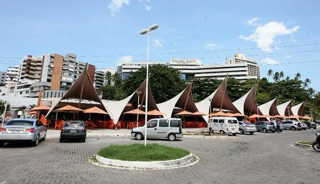 A área do Mercado será um ponto definitivo de estacionamento após o fim das obras - Foto: Mila Cordeiro | Ag. A TARDE