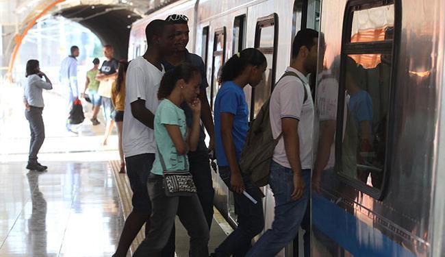 Funcionarão até mais tarde as estações: Acesso Norte, Brotas e Campo da Pólvora - Foto: Lúcio Távora   Ag. A TARDE