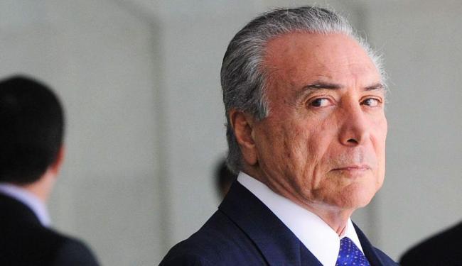 Temer diz que programa de governo lançado pelo partido será discutido no evento - Foto: Antonio Cruz | Agência Brasil