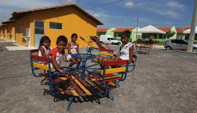 São três conjuntos habitacionais, que somam 309 novas casas para o povo do nordeste baiano - Foto: Alberto Coutinho | GovBa