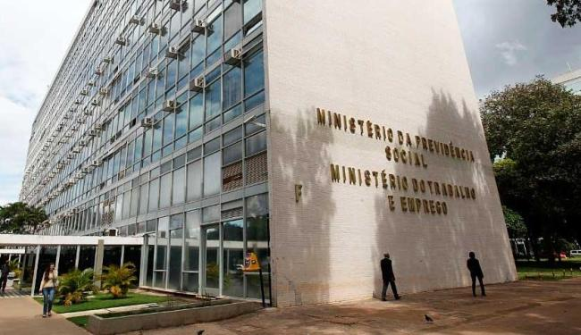 Mais da metade do aumento é gasto com a Previdência: R$ 42 bilhões - Foto: MTE | Divulgação