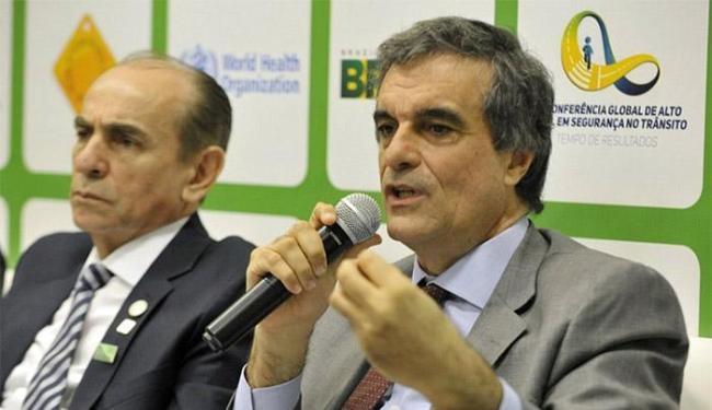 Ministro da Justiça confia que o esquema de inteligência da Copa funcione para os Jogos Olímpicos - Foto: Isaac Amorim l MJ