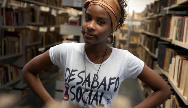 Monique Evelle, fundadora do coletivo Desabafo Social - Foto: Reprodução