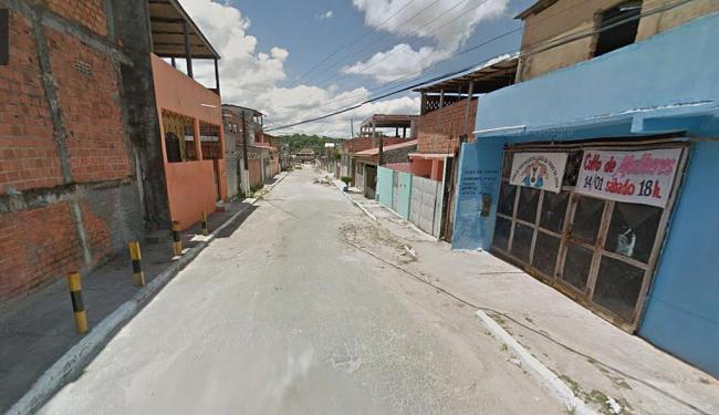 Crime ocorreu na madrugada deste sábado, na rua Montes Claros - Foto: Reprodução | Google Street View