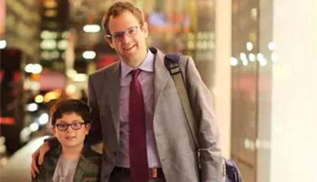 Menino disse que quer ser repórter e entrevistar diretor da Nasa - Foto: Reprodução | Facebook