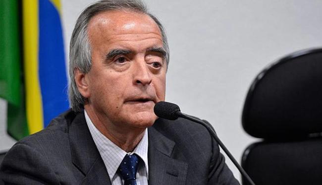 Edson Ribeiro é advogado do ex-diretor da área Internacional da Petrobras Nestor Cerveró - Foto: Agência Brasil