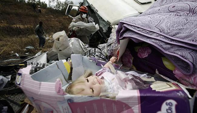 Número de acidentes no Brasil ainda é alarmante - Foto: Luiz Tito l Ag. A TARDE l 27.01.2014