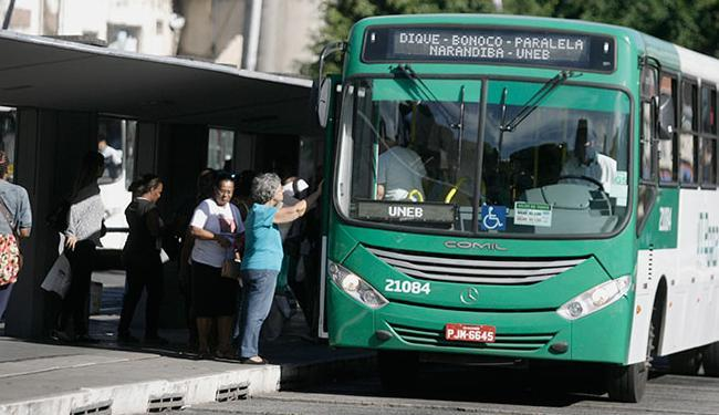 A alteração de horário foi organizada pela Secretaria Municipal de Mobilidade (Semob) - Foto: Joá Souza | Ag. A TARDE