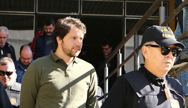 Argolo é acusado de receber propina entre 2011 e 2014 - Foto: Geraldo Bubniak | Estadão Conteúdo