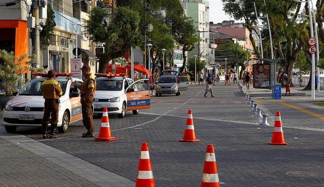 Antes, o acesso era fechado a partir de meia-noite das sextas-feiras - Foto: Eduardo Martins | Ag. A TARDE