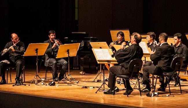 O concerto da Osba integra a temporada 2015 da Série Manuel Inácio da Costa - Foto: Mauricio Serra   Divulgação
