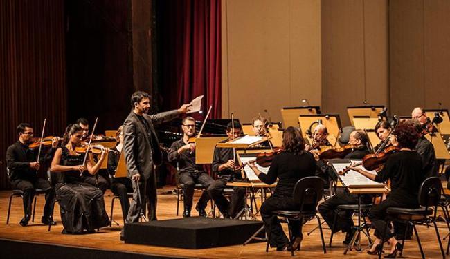 O concerto integra a Série Manuel Inácio da Costa da OSBA - Foto: Mauricio Serra | Divulgação