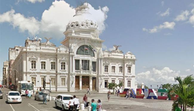Os interessados devem ir no dia 13 de novembro à sede da Secult-BA, no Palácio do Rio Branco - Foto: Reprodução | Street View
