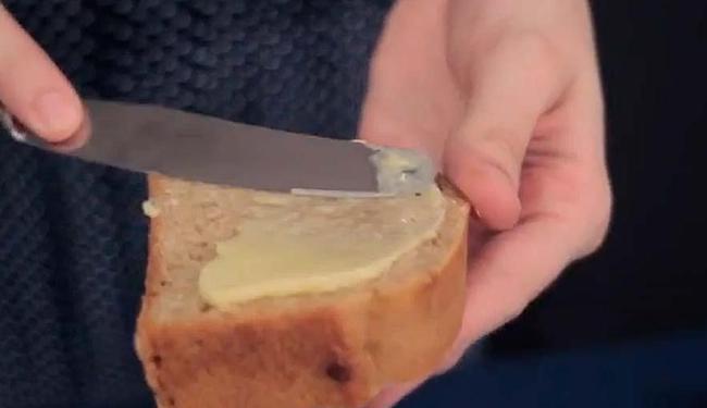 Delicioso com ou sem manteiga - Foto: Reprodução | Vídeo | SambaAds