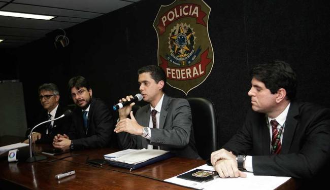 Segundo a força-tarefa, prefeitos são suspeitos de envolvimento no esquema criminoso - Foto: Margarida Neide | Ag. A TARDE