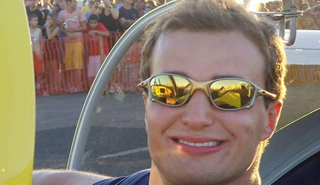 Enterro de André Textor será nesta segunda-feira, 1º - Foto: Reprodução | Facebook