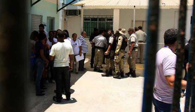 Unidade de saúde onde a PM foi baleada fica em Pituaçu - Foto: Edilson Lima | Ag. A TARDE