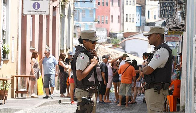 Regiões que atraem mais turistas como o Centro Histórico serão alvo da operação - Foto: Fernando Amorim l Ag. A TARDE