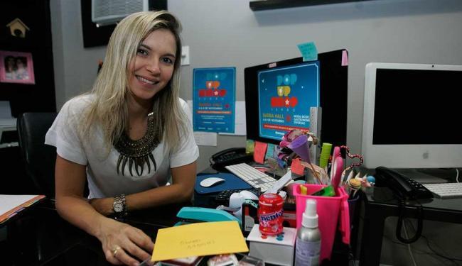 Objetivo do evento é dar espaço para marcas criativas divulgarem seus produtos - Foto: Luciano da Matta   Ag. A TARDE