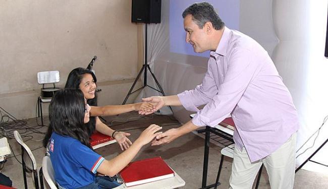 Rui Costa: 'Jovens são a base para a transformação da sociedade' - Foto: Manu Dias l GovBA