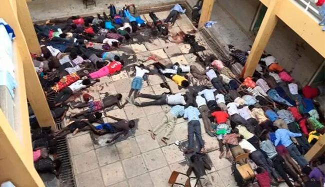 Ataque deixou 147 mortos no Quênia - Foto: Reprodução | Facebook | Nana Yaw Buobu