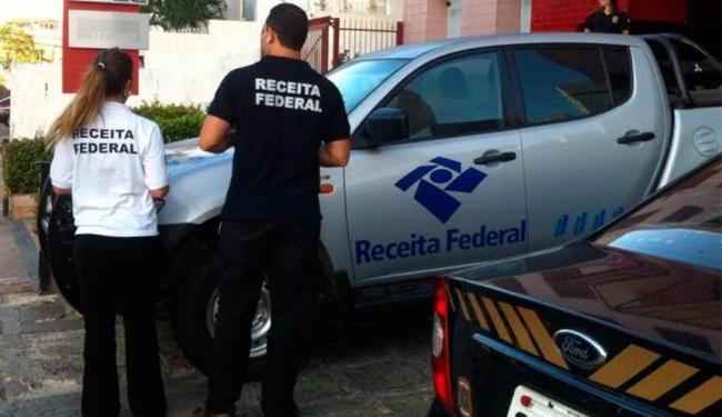 Fraude foi descoberta após apuração da Receita Federal - Foto: Divulgação | Receita Federal