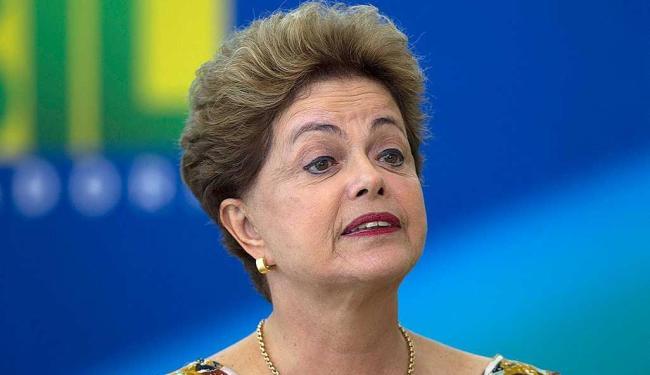 Dilma veta