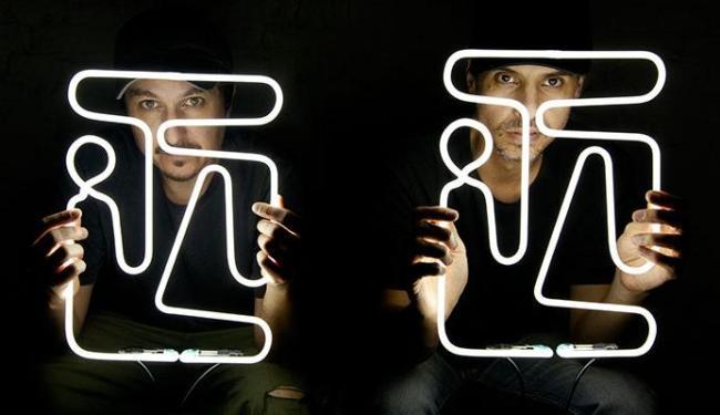 Rica Amabis e Tejo Damasceno formam a dupla Instituto - Foto: Alexandre Orion | Divulgação