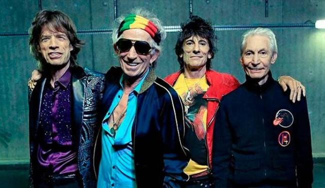 Rolling Stones é uma das bandas garantidas já para o próximo ano - Foto: Divulgação