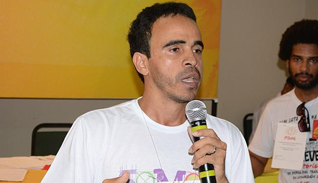 Ronaldo Santos foi eleito com o voto de 123 delegados - Foto: Divulgação l PSOL