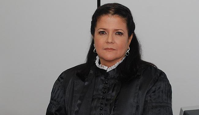 Com a decisão, Rosita entra na disputada pela presidência do TJ-BA - Foto: Nei Pinto l Divulgação