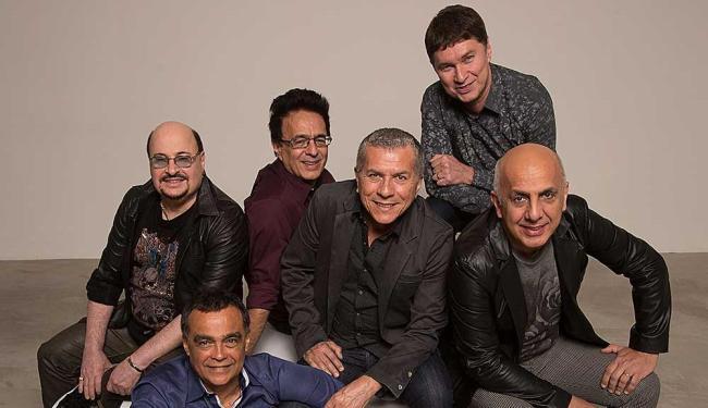 Banda segue com turnê comemorando 35 anos de carreira - Foto: Marcos Hermes | Divulgação
