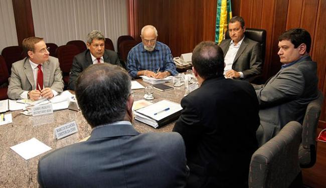 Encontro foi desdobramento de audiência com Dilma Rousseff no último dia 19 - Foto: Mateus Pereira l GovBA l Divulgação