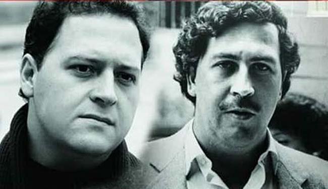 Sebastián Marroquín ao lado do pai - Foto: Reprodução | Facebook