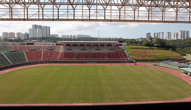 Pituaçu vai receber treinamentos da Seleção Brasileira - Foto: Camila Souza | GOVBA
