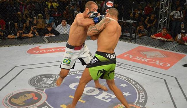 Considerado o maior evento de MMA do Brasil, o Shooto 59 vai contar com 10 lutas - Foto: Divulgação l Shooto Brasil
