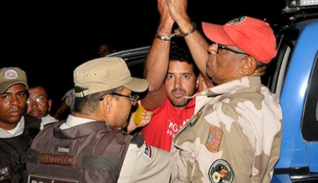 Sindicalista Deyvid Bacelar foi preso pela PM acusado de desacato - Foto: Reprodução | Sindipetro