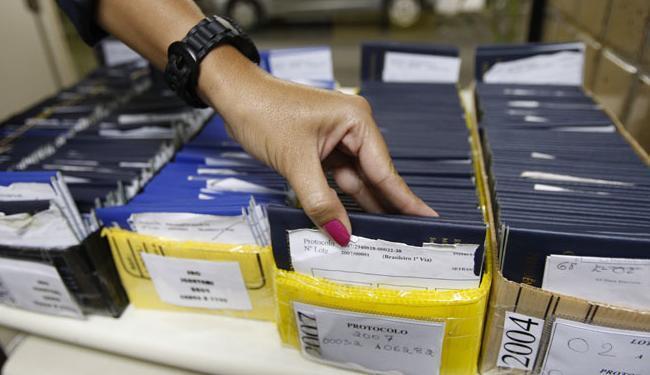 Confira os documentos necessários para tirar a Carteira de Trabalho - Foto: Margarida Neide   Ag. A TARDE