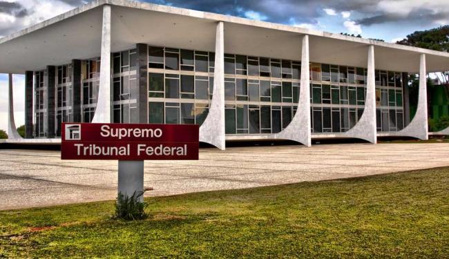 Prédio do STF em Brasília - Foto: Divulgação