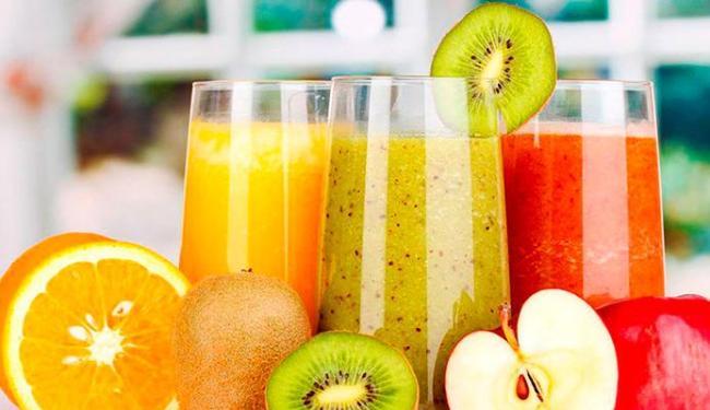 É melhor comer a fruta ou tomar o suco? Saiba a resposta - Foto: Divulgação