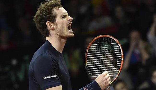 Ele igualou a série melhor-de-cinco em 1 a 1 ao derrotar o belga Ruben Bemelmans por 3 sets a 0 - Foto: Paul Zimmer | Davis Cup
