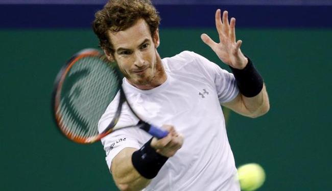 Murray foi beneficiado pela vitória de Djokovic sobre Federer na decisão do ATP Finals - Foto: Damir Sagolj   Agência Reuters