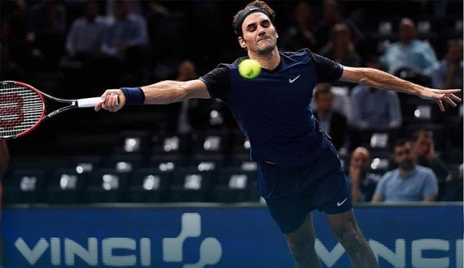 Foi a segunda vitória de Isner sobre Federer em sete partidas disputadas no circuito - Foto: Peter Staplen | ATP World Tour | Divulgação