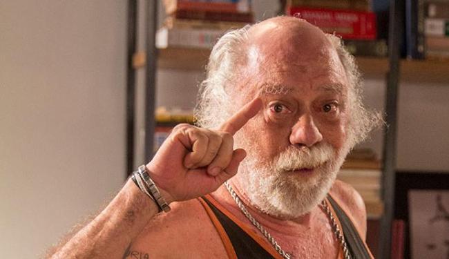 Tonico Pereira faz Ascânio, na novela A Regra do Jogo - Foto: Divulgação   TV Globo