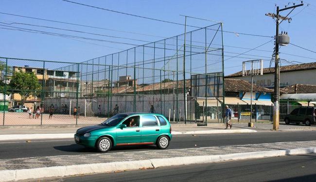 Áudio de autoria desconhecida espalhou pânico entre moradores na Rua da Mangueira - Foto: Edilson Lima   Ag. A TARDE