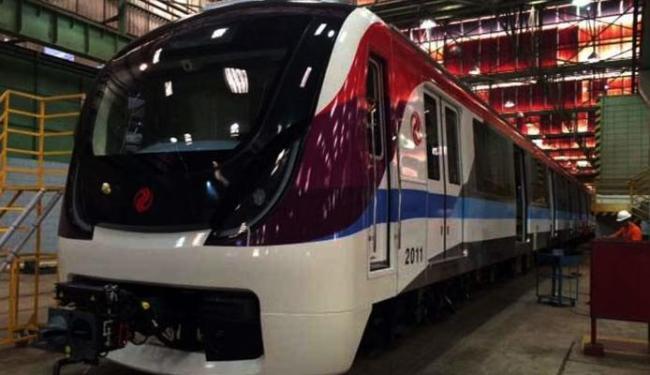 Trens estão sendo montados em São Paulo - Foto: Reprodução | Facebook