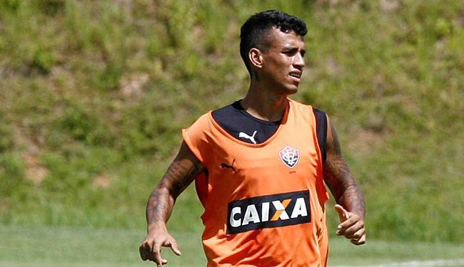 O atleta está no rubro-negro desde 2013 - Foto: Marco Aurélio Martins | Ag. A TARDE