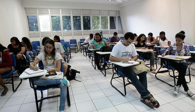 São oferecidas mais de 1.640 vagas - Foto: Mila Cordeiro | Ag. A TARDE