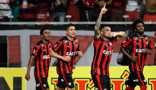 Vitória vai buscar a renovação dos contratos de Diogo Mateus, Diego Renan, Escudero e Rhayner - Foto: Raul Spinassé l Ag. A TARDE